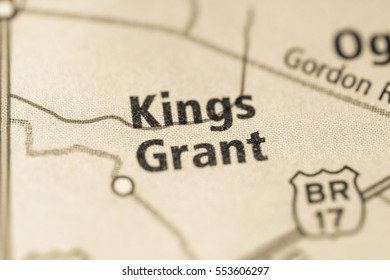 Kings Grant. North Carolina. USA
