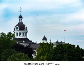 Kingston City Hall, in Kingston, Canada