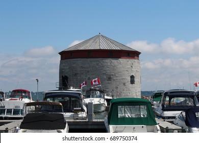 Kingston fortifications