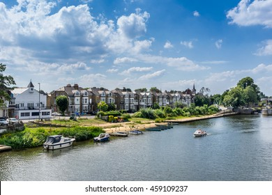 KIngston Upon Thames in south west London