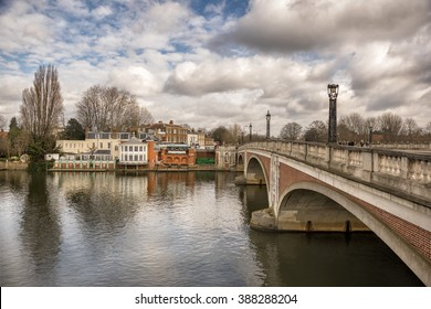 Kingston upon Thames in Surrey