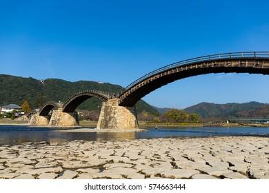 Kintai Bridge in Iwakuni