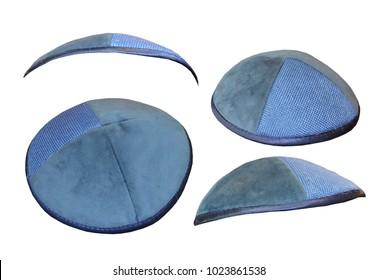kippa is a small hat worn by Jewish