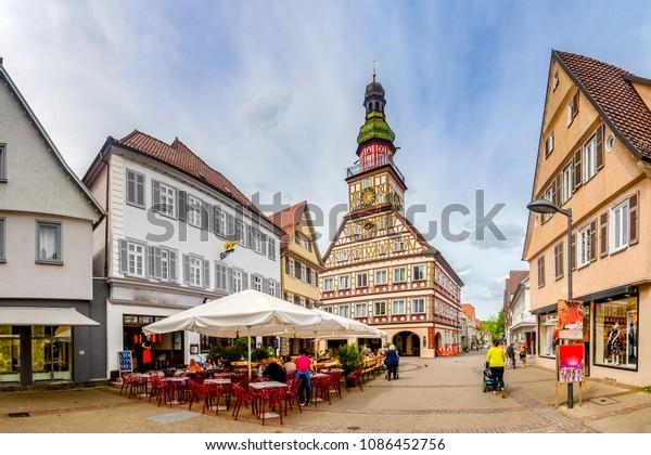 Kirchheim unter Teck, Old City, Germany
