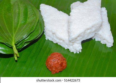 Kiribath, The milk rice is a traditional Sri Lankan food made from rice and coconut milk which is used to be a main food on any cultural ceremony or occasion