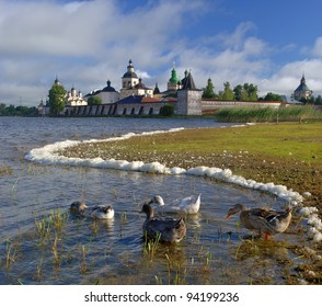 Kirillo-Belozerskii monastery