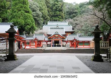 Kirishima Shrine Japan