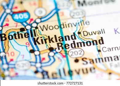 Kirkland. Washington State