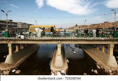 Kirkuk,Iraq - December 06 2005 : A view of the Citadel in the city of Kirkuk, 225 kms from Baghdad, the capital of this oil-rich ethnically mixed northern province on december 06, 2005.