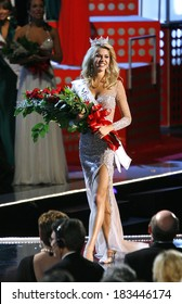 Kirsten Haglund, Miss Michigan, inside for 2008 Miss America Live! Beauty Pageant, Planet Hollywood Resort and Casino, Las Vegas, NV, January 26, 2008