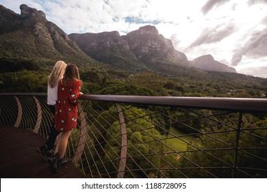 Kirstenbosch Gardens Girls
