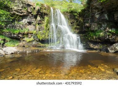 Kisdon Falls, Swaledale
