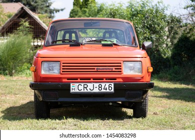 Wartburg auto