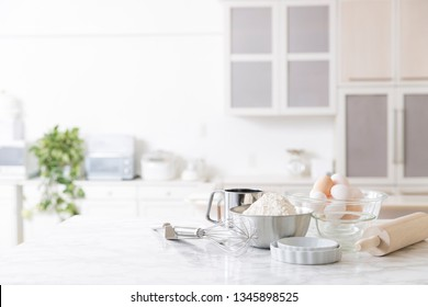 Kitchen background image, confectionery, baking