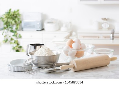 Kitchen background image, confectionery, baking