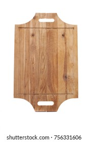 Kitchen board isolated