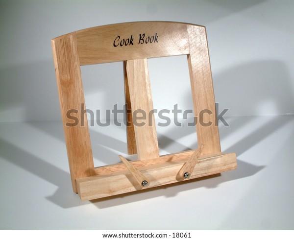 Kitchen Cook Book Stand