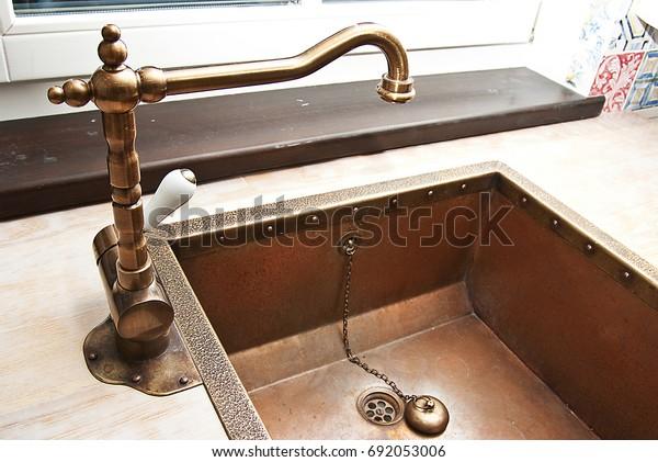 Kitchen copper