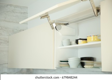 Kitchen cupboard furnitire