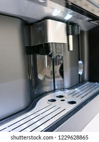 Kitchen equipment design in home.