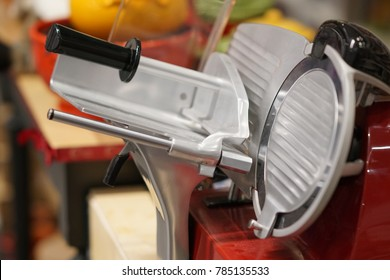 Kitchen equipment: ham slicer