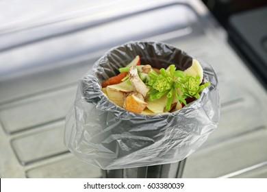 Kitchen garbage