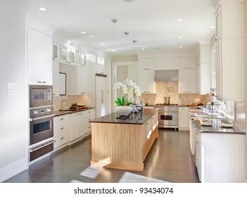 Nhà bếp ở New Luxury Home