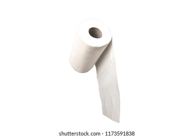 Kitchen paper in white bottom