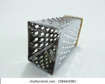 Kitchen stainless steel vegetable slicer 4 sides multi grater