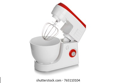 Kitchen Stand Food Mixer on a white background.