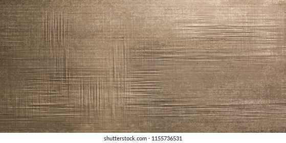 kitchen tile with an old brown abstract pattern