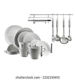 kitchenware concept art