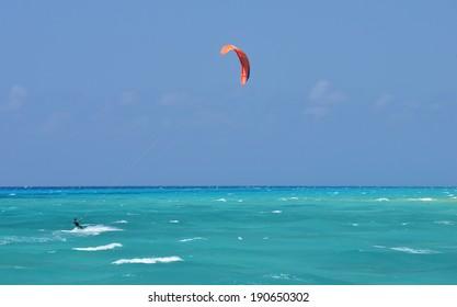 Kite Boarding Mexico