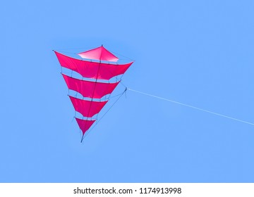 A kite with many canvasses