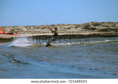 dating a kite surfer is hookup legit