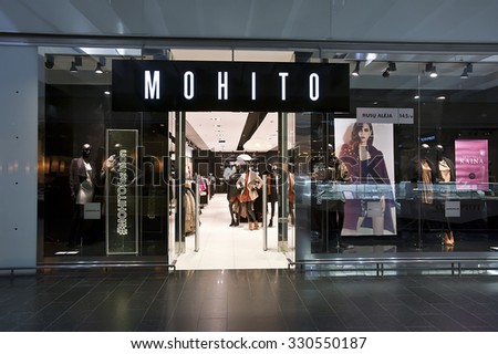 a56f06dd8a24 KLAIPEDALITHUANIA OCT 19 MOHITO Fashion Store Stock Photo (Edit Now)  330550187 - Shutterstock