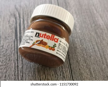 Chocolate Spreads Images, Stock Photos & Vectors | Shutterstock