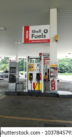 Klang Malaysia, 4 March 2018. Shell built Malaysia's first oil refinery and laid a submarine pipeline in Miri.