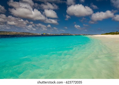 Klein Bonaire Beach, Boaire, Caribbean