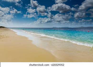 Klein Bonaire Beach, capture in this beautiful island close to the Capital of Bonaire, Kralendijk island of the Netherlands Caribbean, with its paradisiac beaches and water.