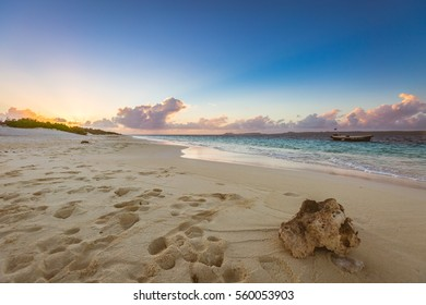 Klein Bonaire sunset, Bonaire.