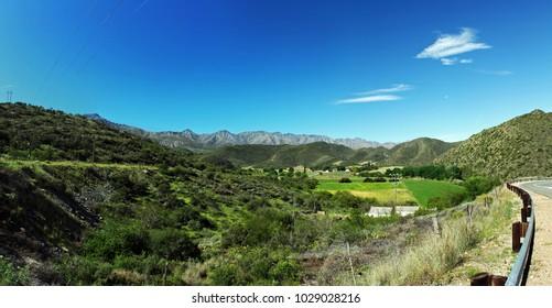 Klein Karoo Panorama