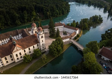 Kloster Rheinau - Canton of Zurich, Switzerland