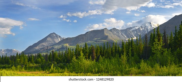 Kluane National Park and Reserve, Yukon Territory, Canada - UNESCO World Heritage Site