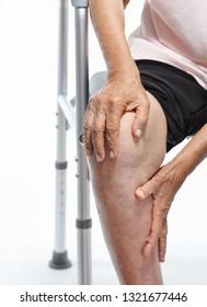 Knee Pain, Functional Impairment in Elderly