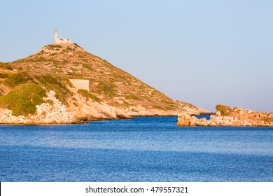 Knidos is an ancient settlement located in Turkey.