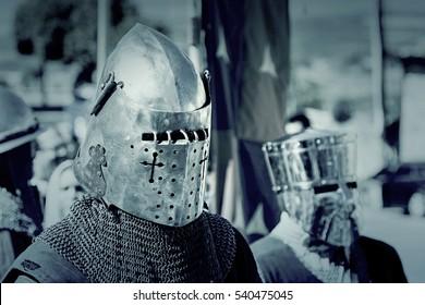 Knight Templar war, celebration and event
