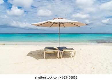 Knip Beach   Views around Curacao a small Caribbean Island