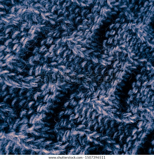 Knit Pattern Wallpaper Grey Soft Sky The Arts Stock Image 1507396511
