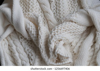 knit wool sweater